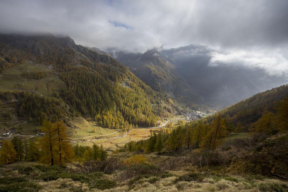 Photo in Landscape #piamprato #val soana #soana #piedmont #piemonte #autumn #mountains #italy #italia #parco nazionale gran paradiso