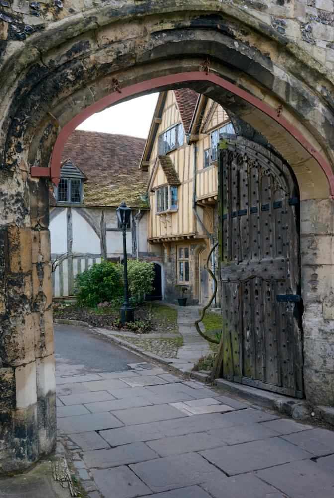 Photo in Architecture #city gate #city wall #winchester #england