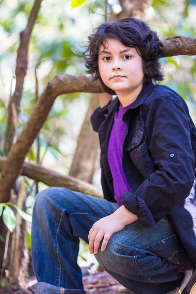 Photo in Portrait #tablerockstatepark #southcarolina #boy