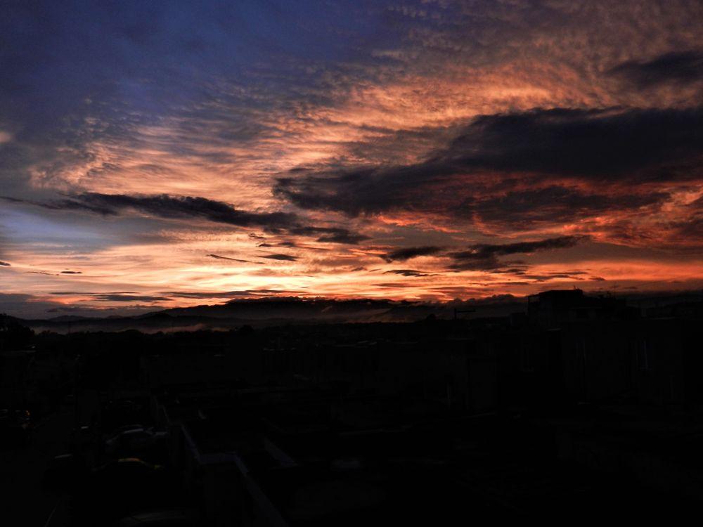 Photo in Landscape #celaje #colores #nubes