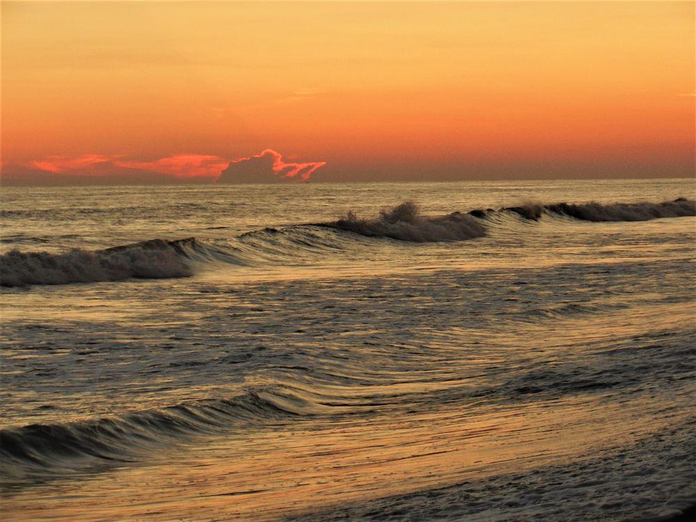Photo in Sea and Sand #mano #atardecer #playa