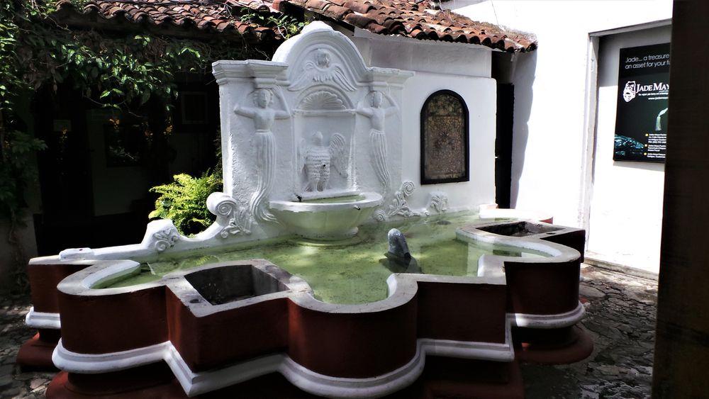 Photo in Interior #fuente #colonial #antigua guatemala