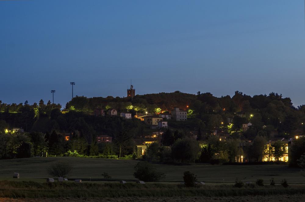 Photo in Cityscape #tortona #italy #piemonte #landscape #cityscape