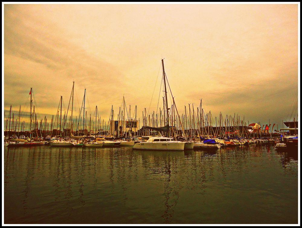 Photo in Random #barcelona #hope #beauty #barcos