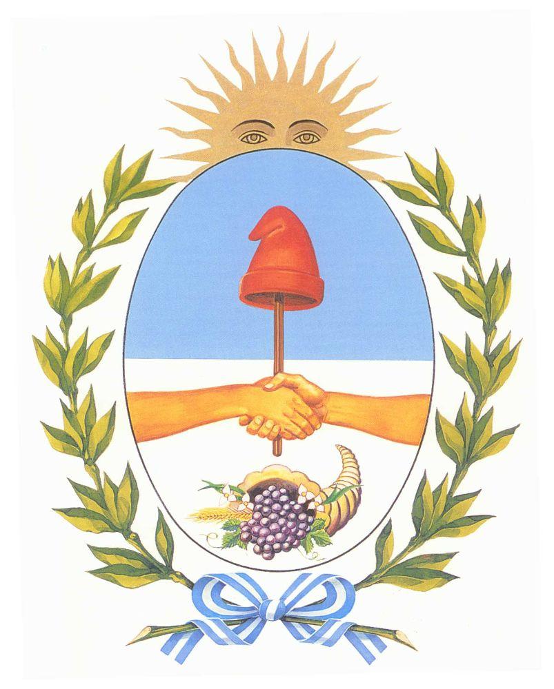 Photo in Random #argentina #mendoza #escudo #provincia