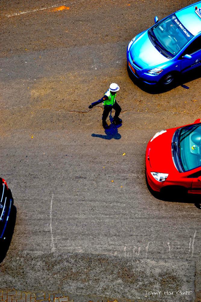 Photo in Random #street #people #worker
