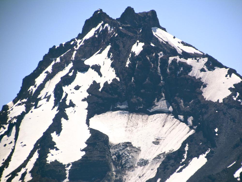 Photo in Landscape #mountain #oregon #snow