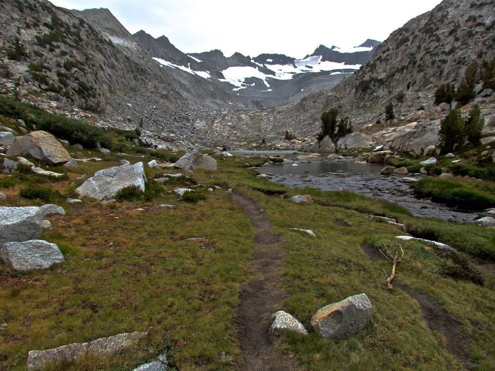 Photo in Random #yosemite #john muir trail #lyell glacier