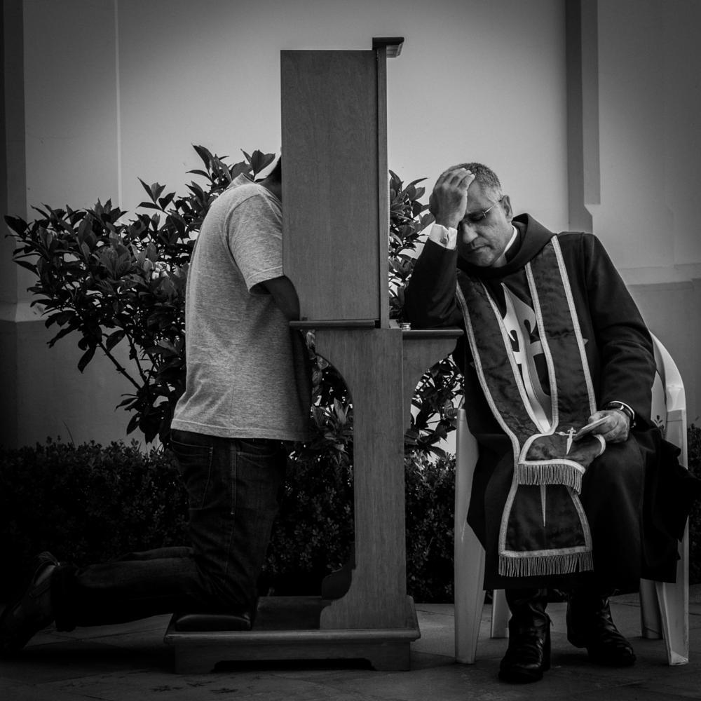 Photo in Fine Art #arautos do evangelho #são paulo #confession