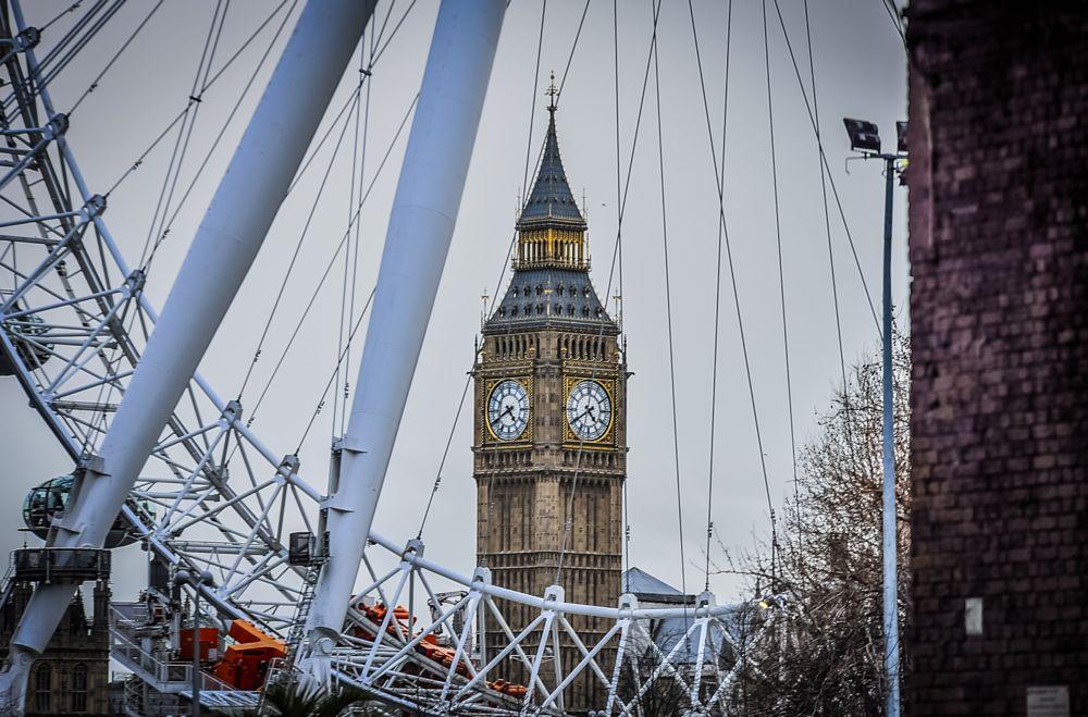 Photo in Architecture #eye #big #ben #london #mfmimage