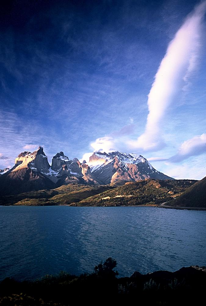 Photo in Landscape #torres del paine #patagonia #chile