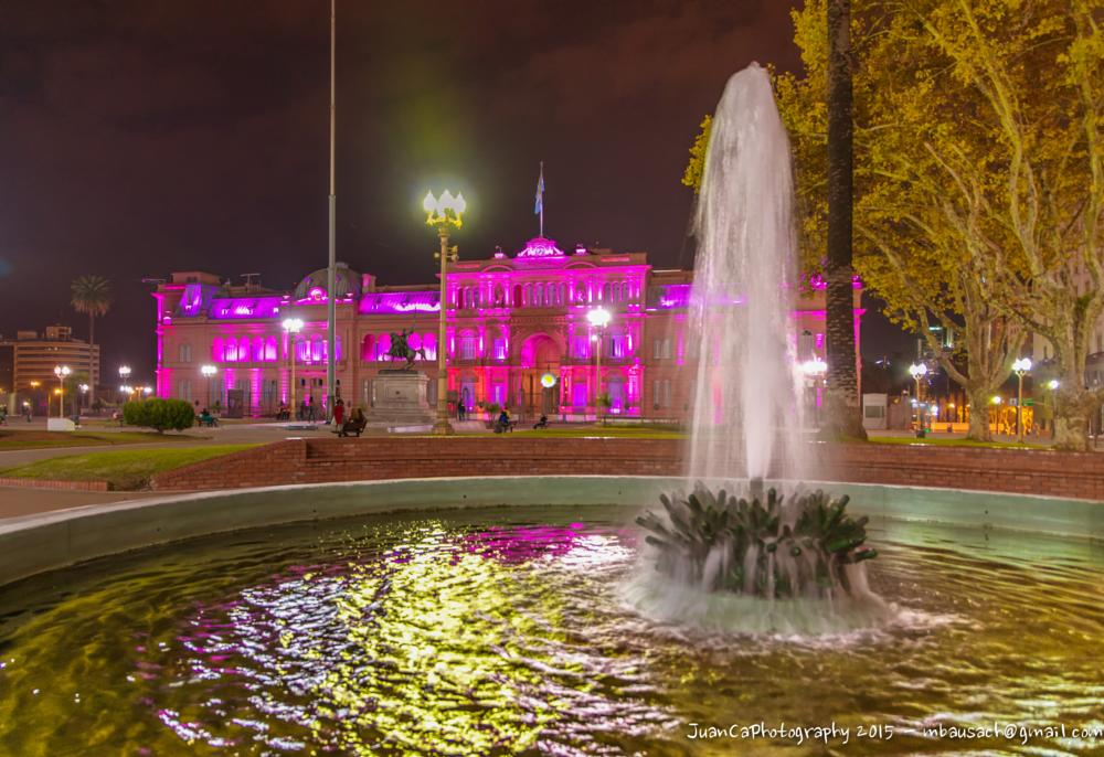 Photo in Architecture #the pink house #argentina