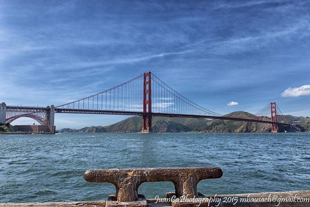 Photo in Sea and Sand #san francisco #golden gate bridge #california