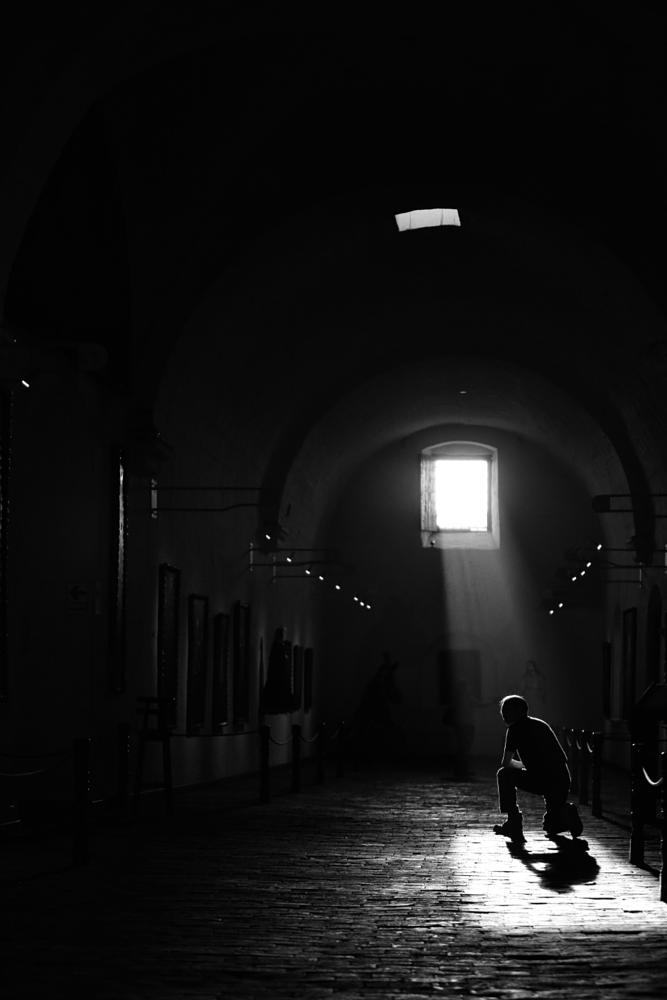 Photo in Travel #peru #arequpa #church #travel #black #white