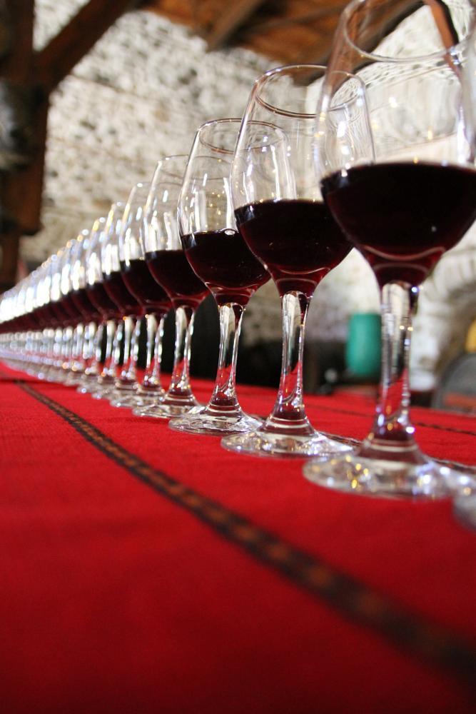 Photo in Still Life #wine #set of wines #cellar