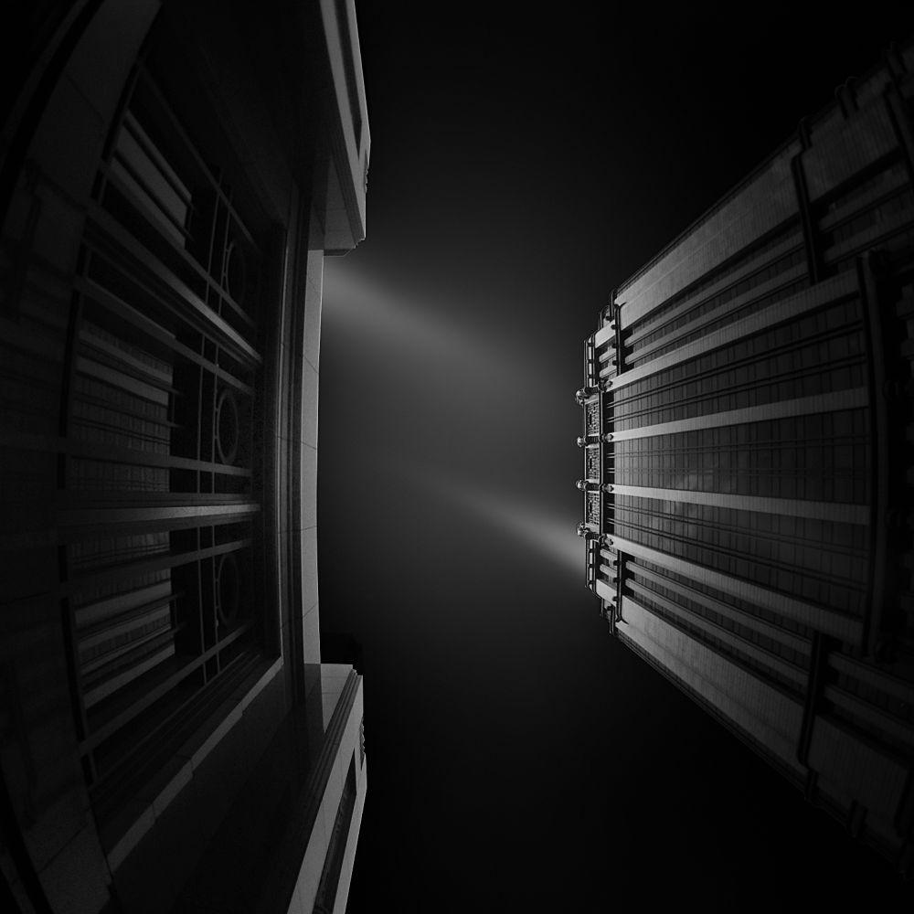 Photo in Architecture #ypa2013 #fine art #black and white #architecture #singapore #iphone4s
