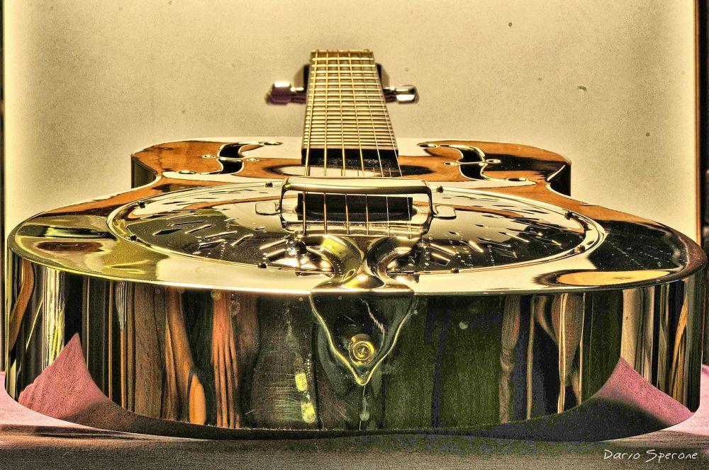 Photo in HDRI #music #nikon #hdr #melody #guitar