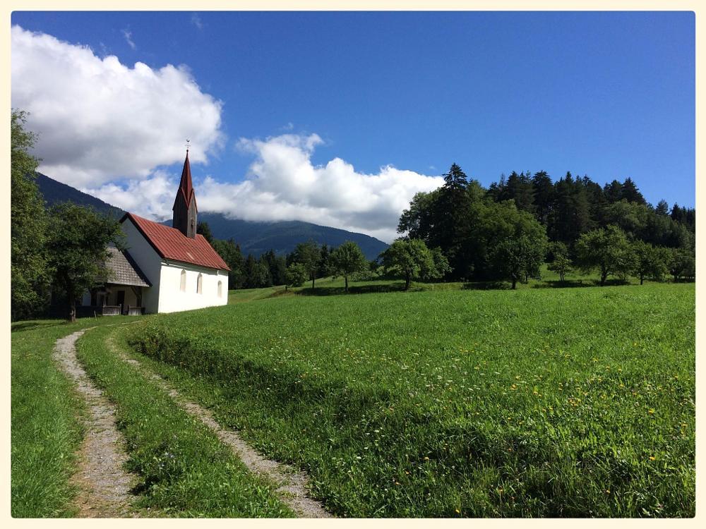 Photo in Landscape #church #austria #white
