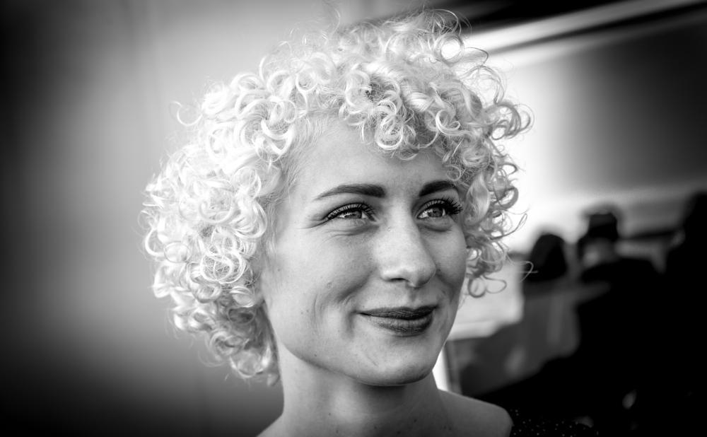 Photo in Portrait #woman #blonde #halmstad