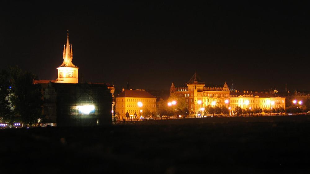 Photo in Urban #prague #praha #night