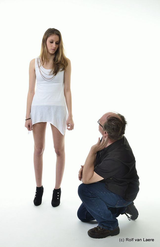 Photo in Portrait #model #session #respect