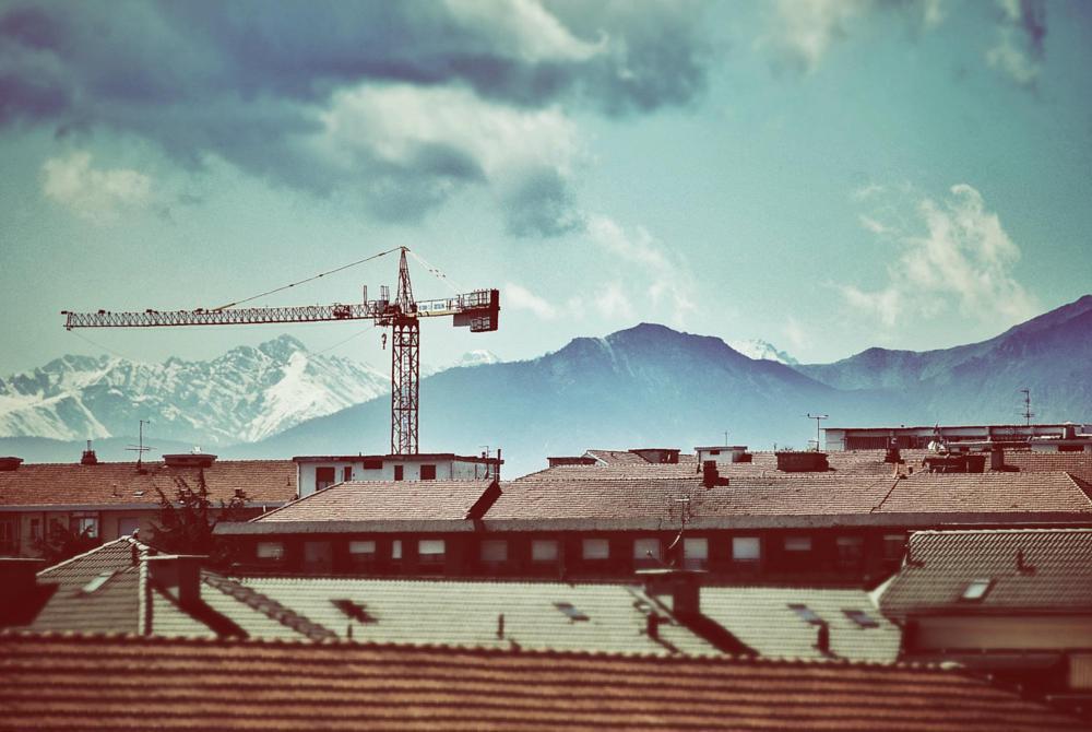 Photo in Cityscape #city #roof #roofs #rooftop #cities #urban #street photos #street photography #street #home #houses #house #clouds #cloud #mountains #mountain #vintage #polaroid #canon #gru #ita #italia #italy #italian #città #turin #torino #piedmont #piemonte #alpi #alps #snow #snowy #fog #clean #dawn #shadows #shadow #landscape #land #landscapes #cityscape #cityscapes #nice #wonderful #pretty #beautiful #peaceful #peace #calm #quite
