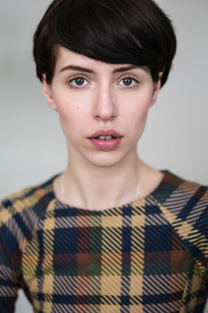 Photo in Portrait #leica #leicas #ukrainian #model #test #casting