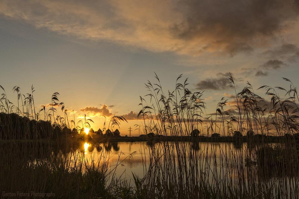 Photo in Landscape #sunset #nature #landscape #gerton peters