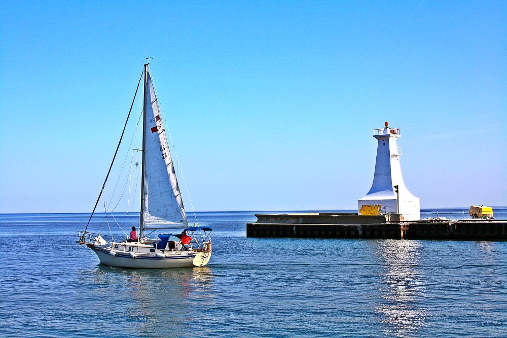 Photo in Random #burlington #ontario #canada #boat #canal