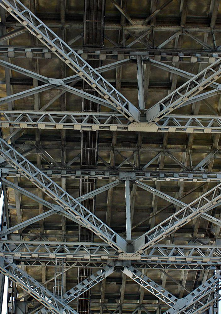Photo in Random #burlington #skyway bridge #ontario #canada