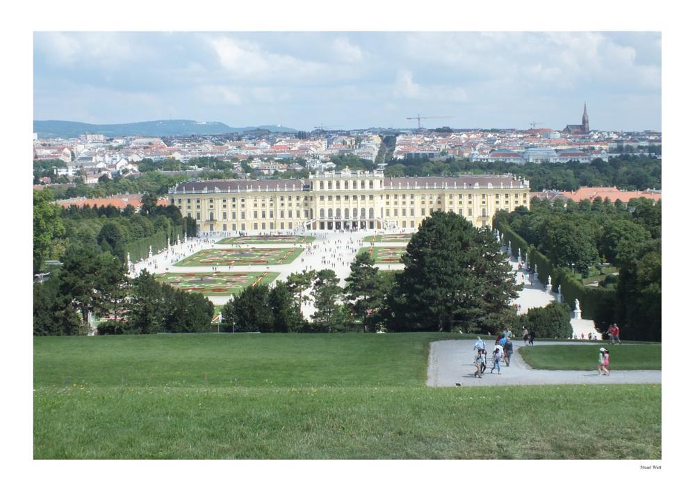 Photo in Architecture #schonbrunn palace #vienna