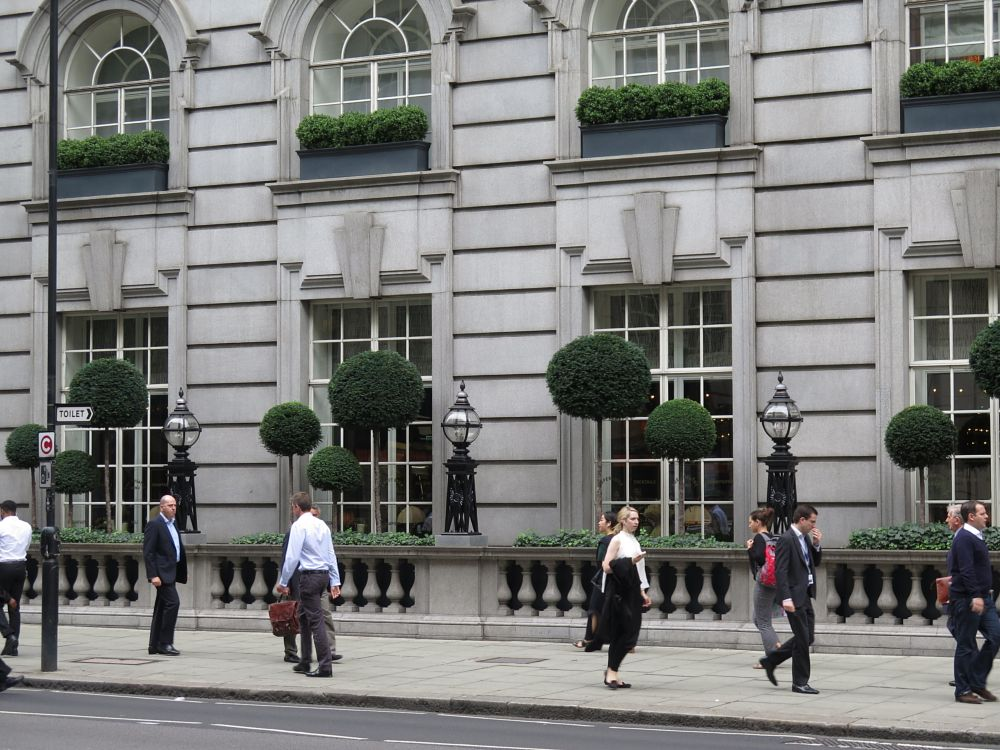 Photo in Street Photography #holborn #topiary