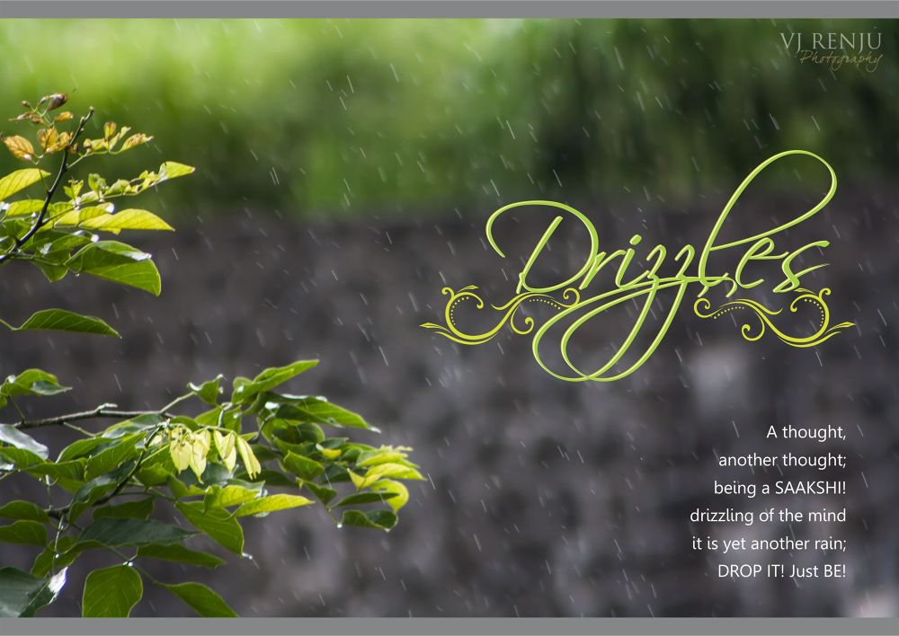 Photo in Random #drizzles #rain #monsoon #thoughts #nature #inspiration