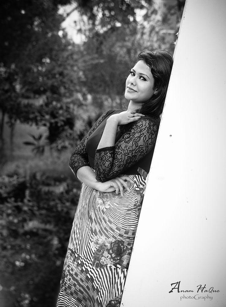 Photo in Fashion #girl #model #dress