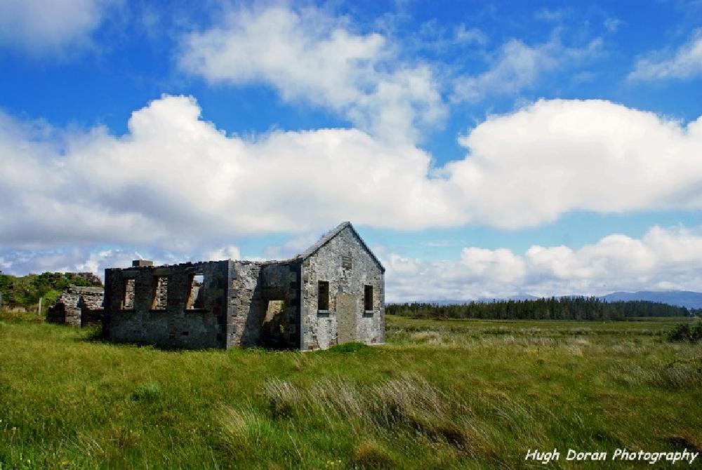 Photo in Landscape #old school #ballycroy #mayo