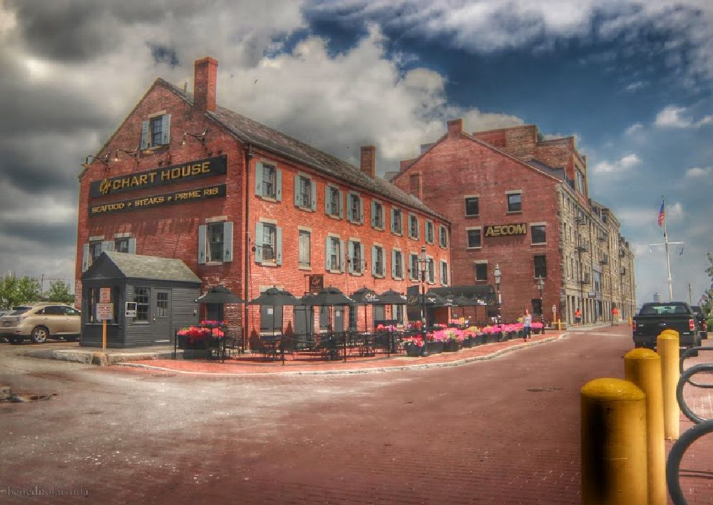 Photo in Street Photography #boston #architecture #city #landmark #seaport #downtown #usa