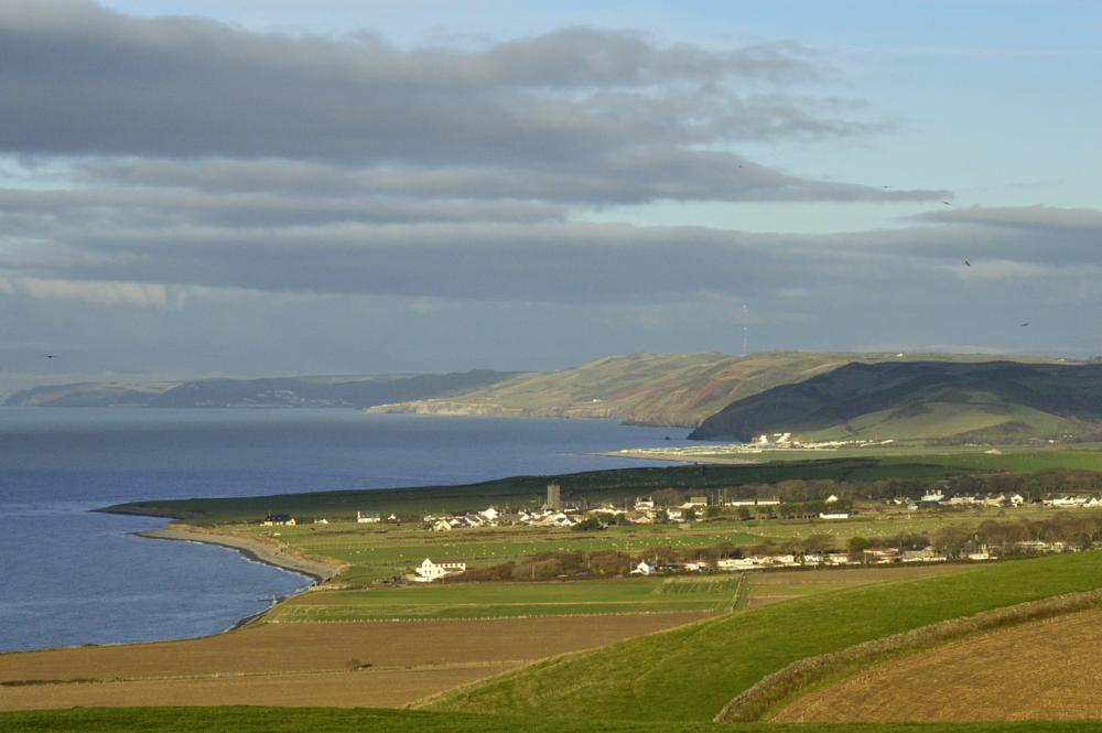 Photo in Landscape #sea #coast #wales