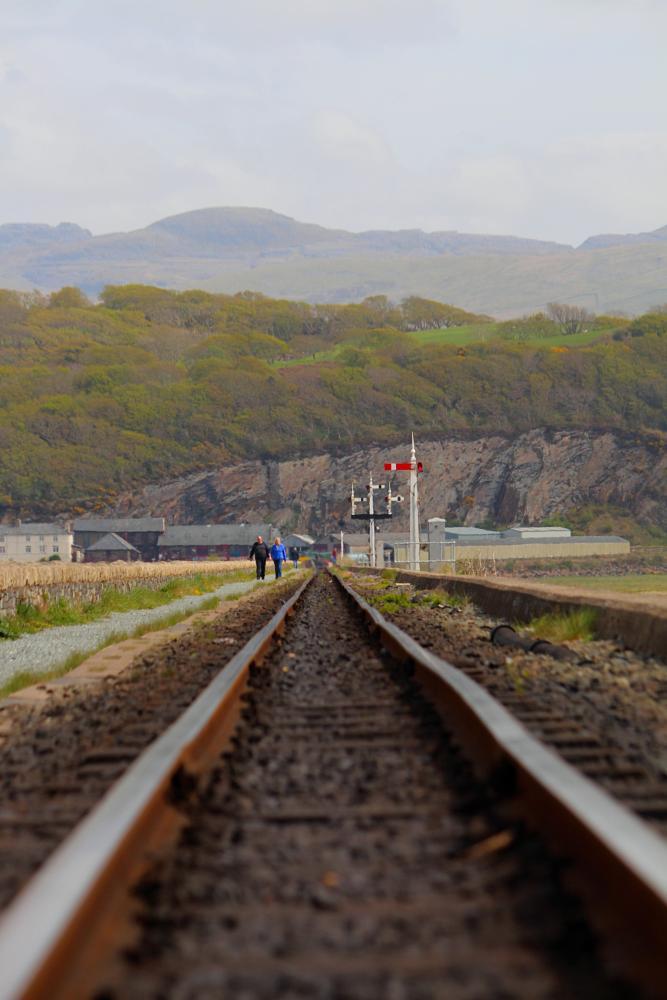 Photo in Industrial #ffestiniog #heritage #railway #porthmadog #snowdonia #walks
