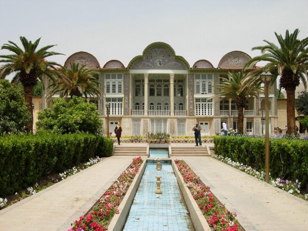 Photo in Travel #eram garden shiraz iran #باغ ارم شیراز ایران