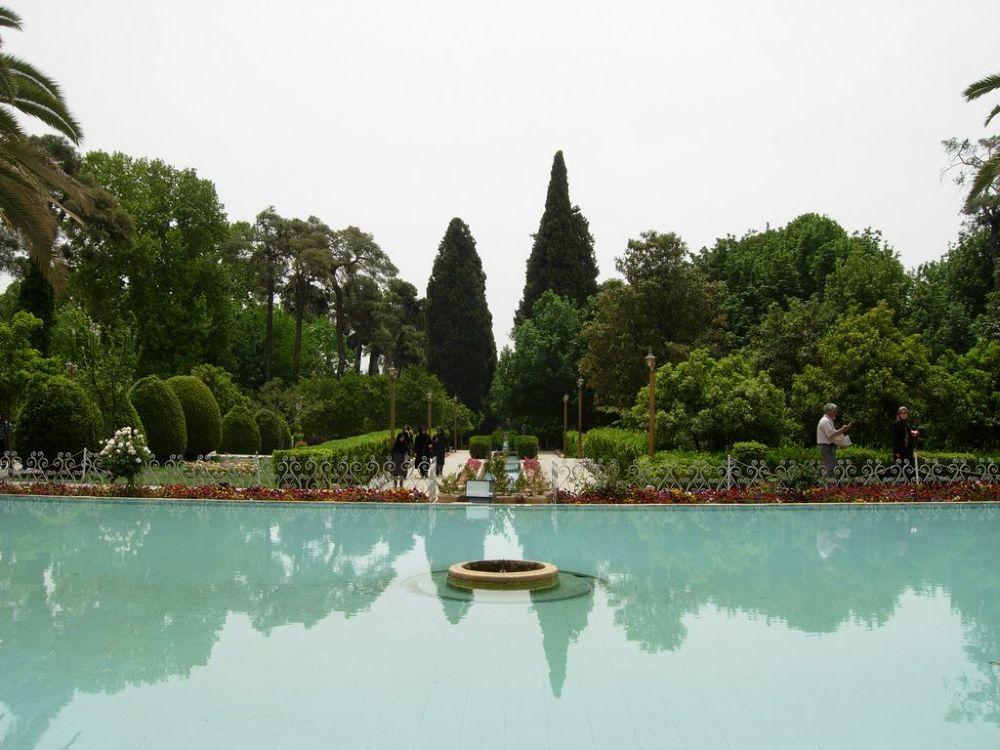 Photo in Travel #eram garden shiraz iran #باغ ارم شيراز #باغ ارم شيراز - ایران