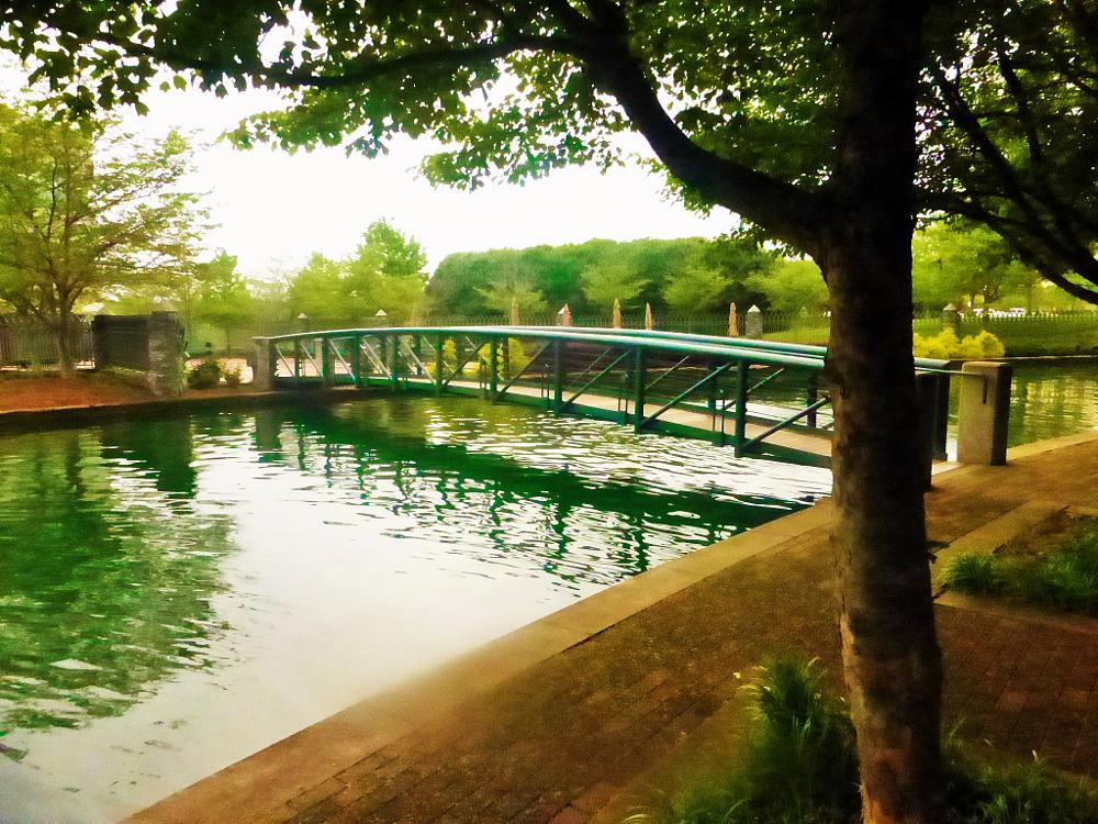 Photo in Landscape #bridge #landscape #water