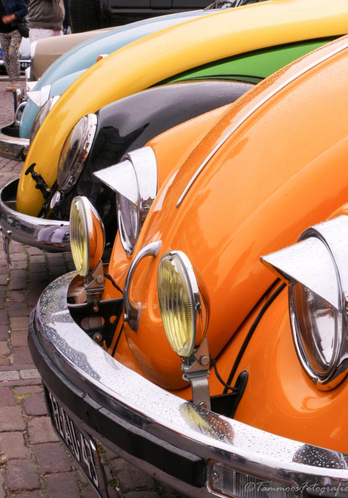 Photo in Industrial #beatle #oldfashion #cars