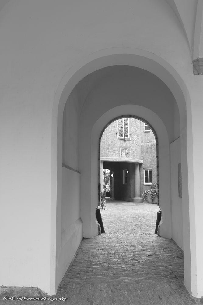 Photo in Architecture #haralem #henkspijkerman #holland