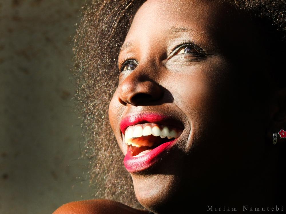 Photo in Portrait #model #portrait #smiley #women #ugandan #african #strong