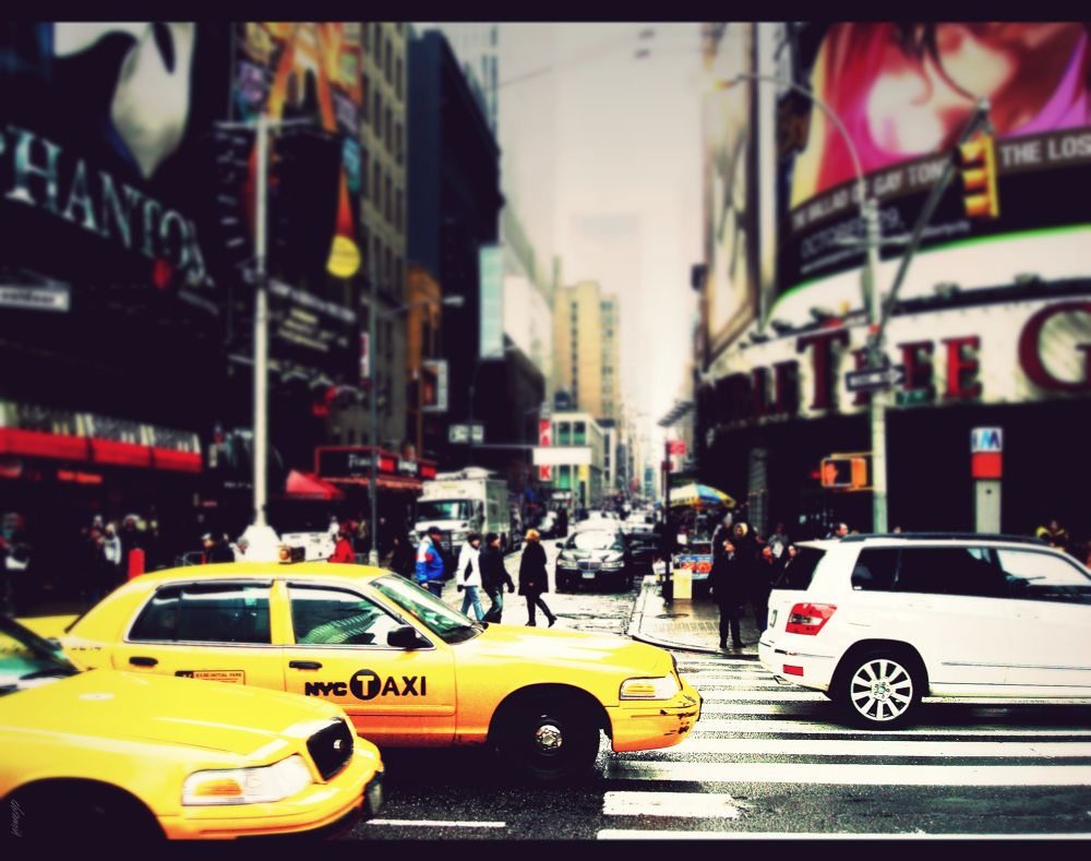 Photo in Street Photography #usa #ny #street #dchro #chromik #taxi