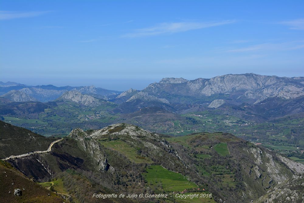 Photo in Landscape #cangas de onís #asturias #españa #spain