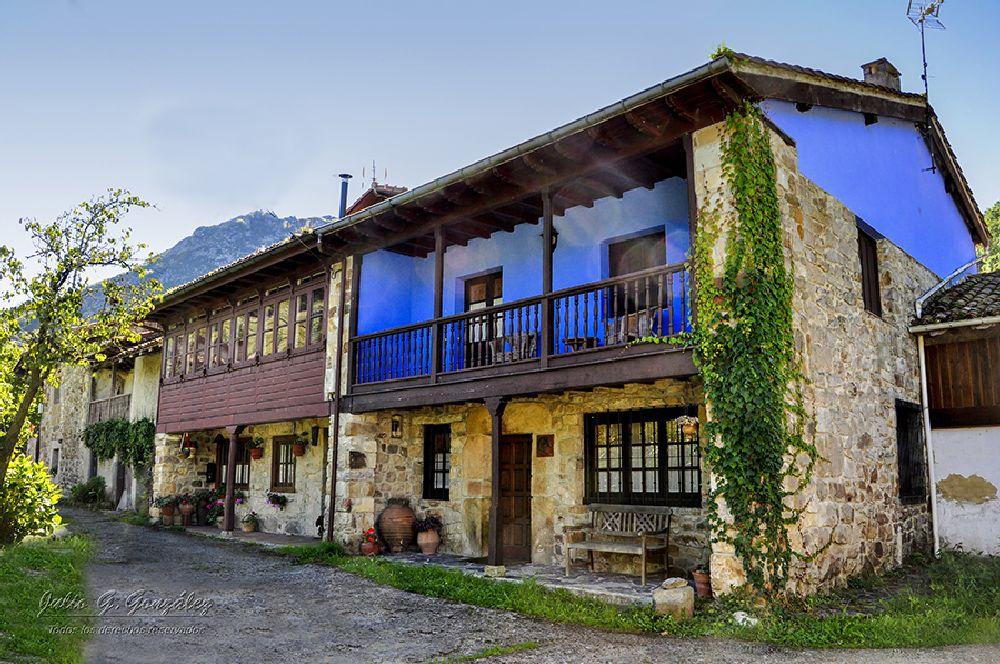 Photo in Rural #espinaredo #piloña #asturias #españa #spain