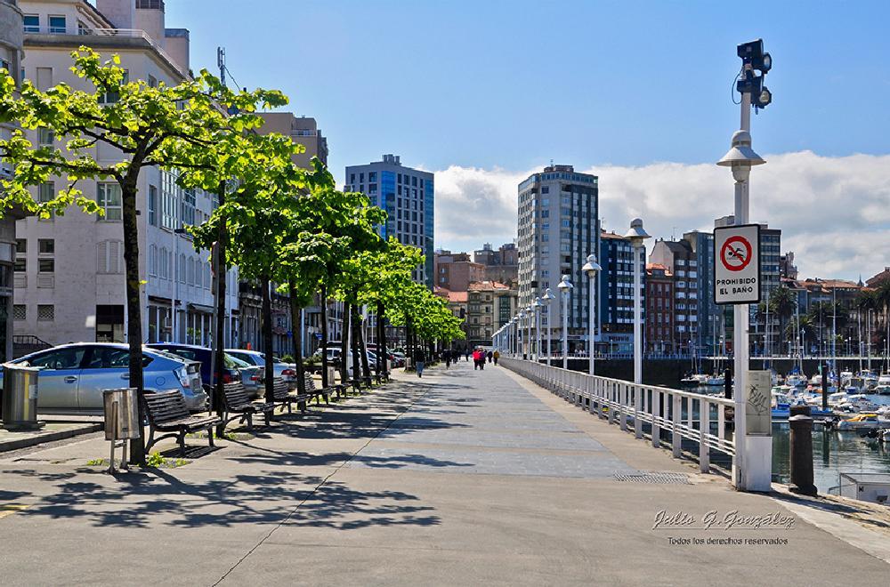 Photo in Urban #gijón #asturias #españa #spain