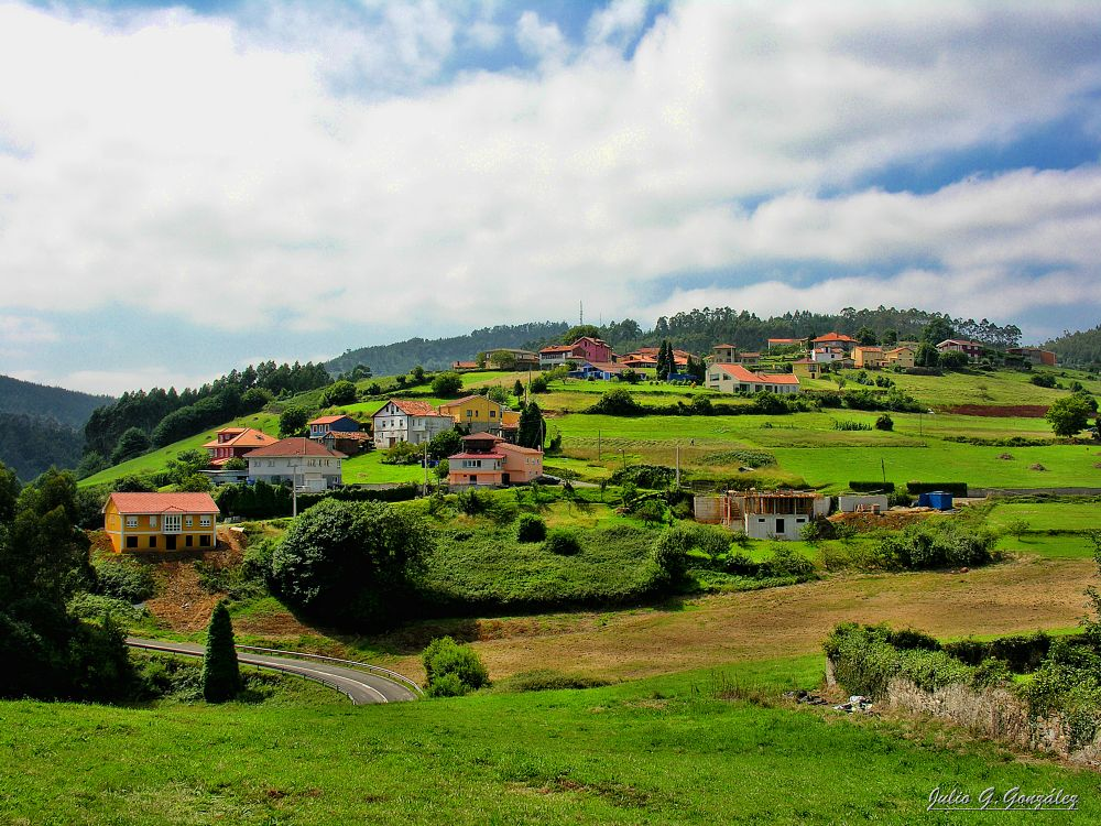Photo in Landscape #somao #pravia #asturias #españa #spain
