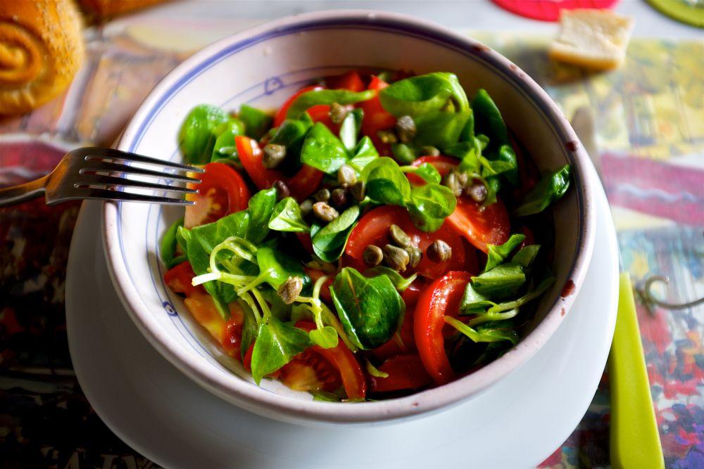 Photo in Food #food #mediterranean food #colors #vegetables #kitchen